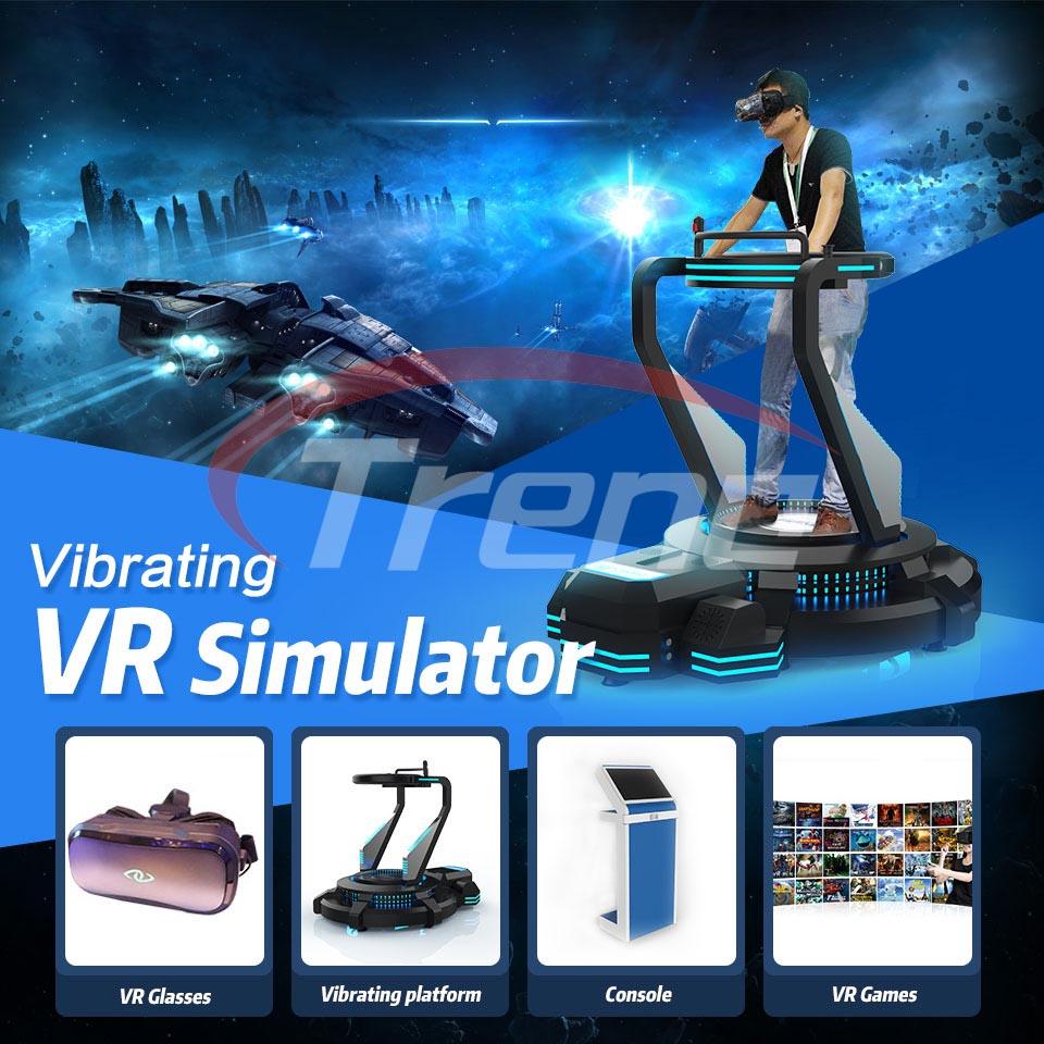 Zhuoyuan-Vibrating-VR-Simulator