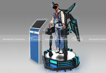 Stand Up Flight VR Simulator
