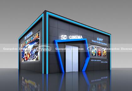 5D мобильное кино