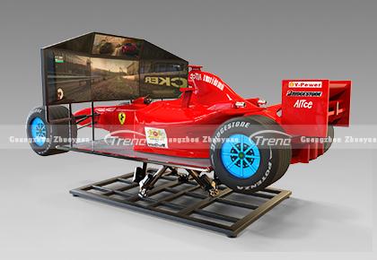 F1 симулятор гонок