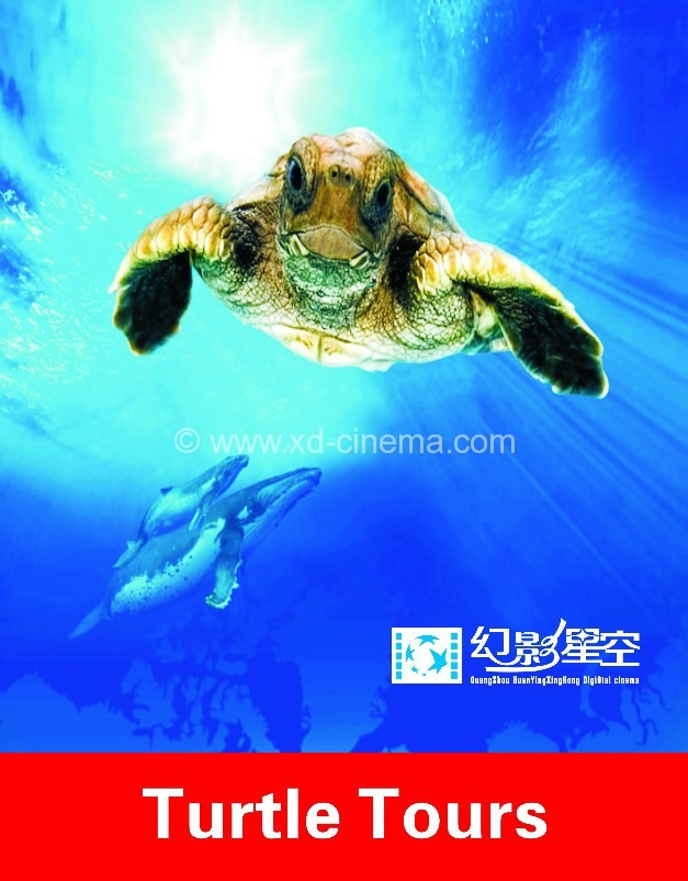 Turtle Tours 5D Films,Turtle Tours 7D Films,Turtle Tours 9D Films