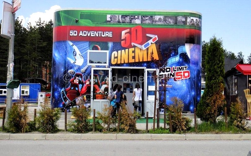 The General Components of 5d Theaters