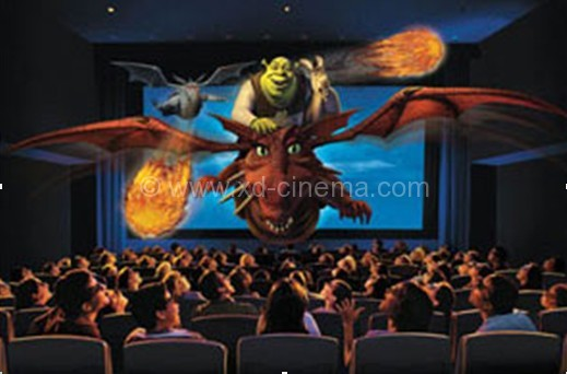 Xindy 4d Cinema Theater 01