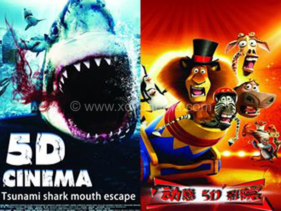 Sight Distinguish Between Near and Far for 5d Movie is Gap Between The Two Eyes