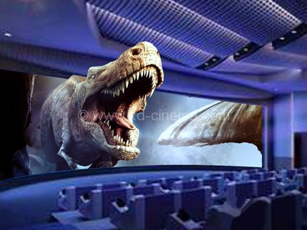 5D Cinema Sound