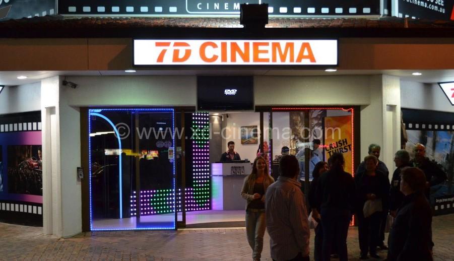 7d cinemas