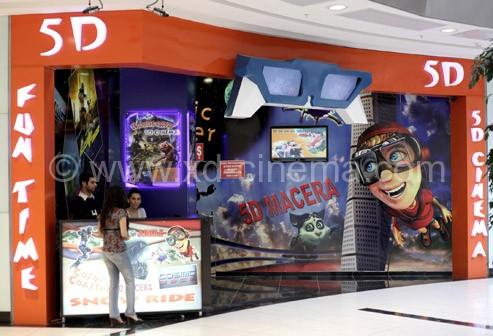 5D 7D Cinema