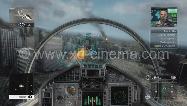 360 Degree Flight Simulator