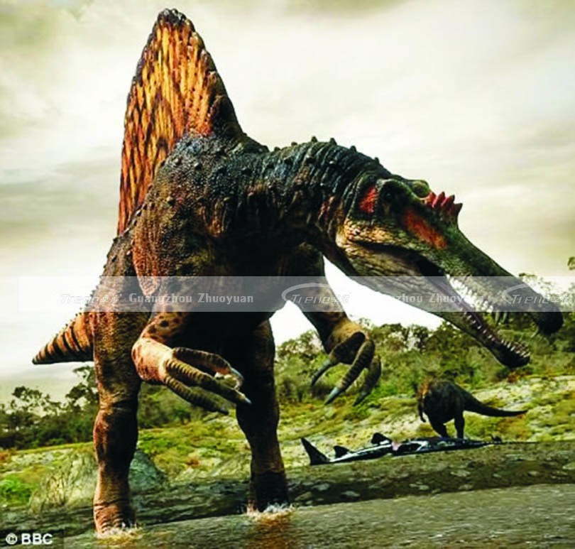 zhuoyuan Dinosaur Desperate Chase