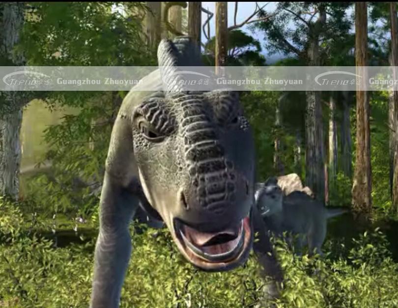 zhuoyuan prehistoric adventure