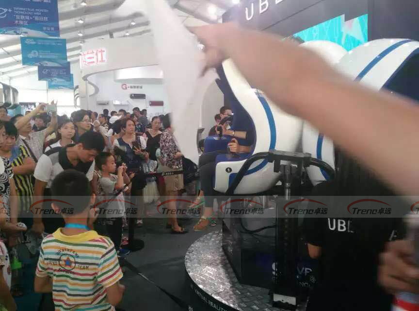 Zhuoyuan 9d virtual reality make your revenue creates new high 1