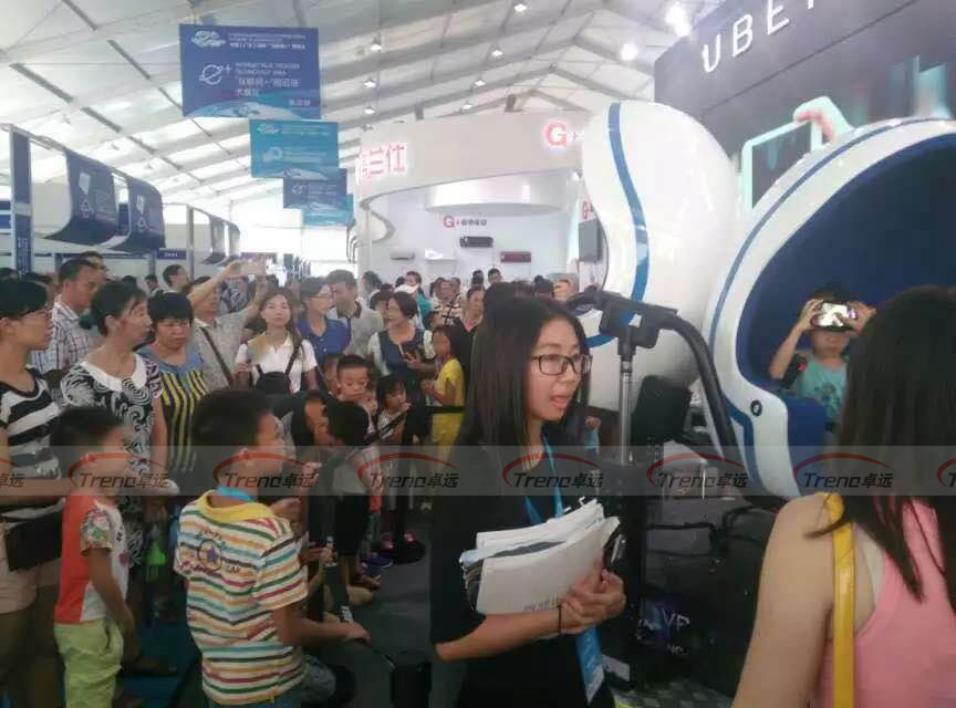 Zhuoyuan 9d virtual reality make your revenue creates new high