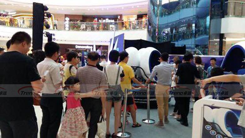 zhuoyuan hot sale popular 9d vr