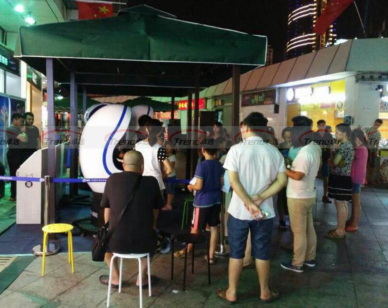 zhuoyuan popular 9d virtual reality 2