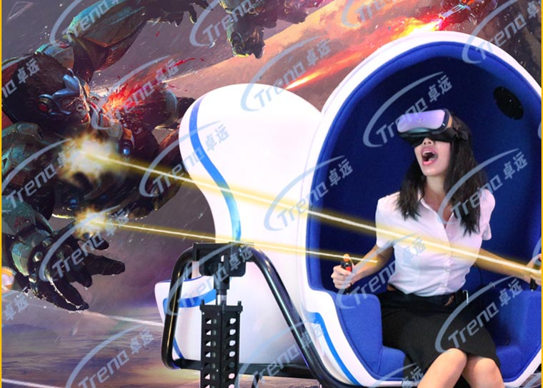 Virtual reality are waiting for you in Turkey 1
