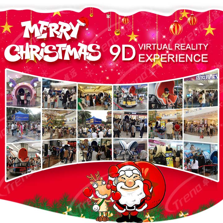 9d virtual reality equipment is a good Christmas project for you to make money 1