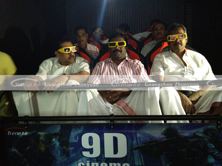 Interesting 5D Cinema Equipment in India 1