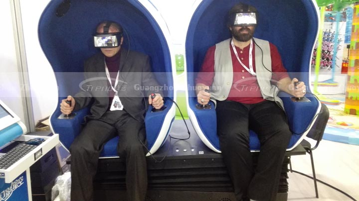 Zhuoyuan 9d virtual reality in 2015 ATRAX 1