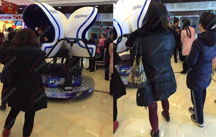 Zhuoyuan virtual reality equipment let you earn more money