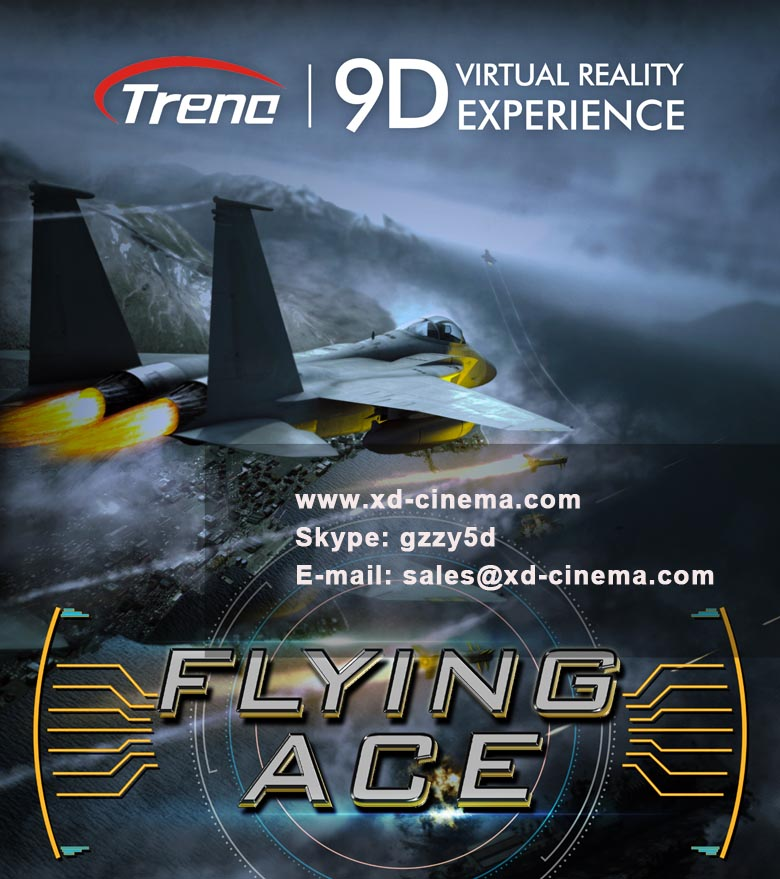 Flying Ace a VR film