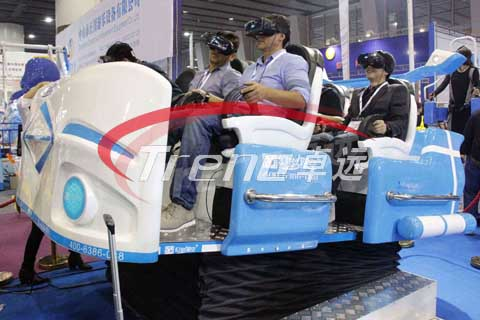 9D VR Simulator 1