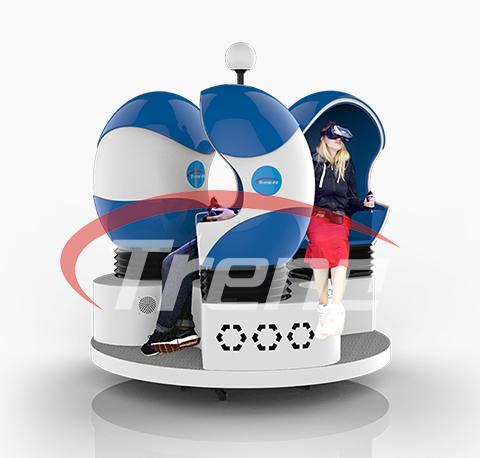 Three-seat-9D-VR-Simulator