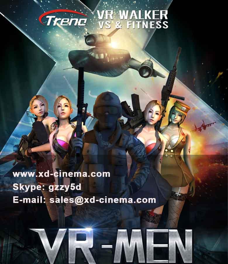 VR-MEN 9d VR Movies