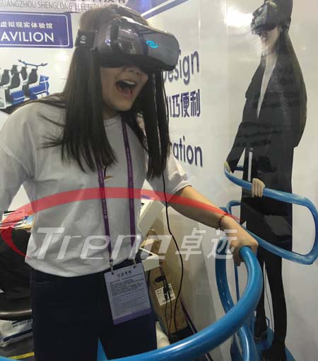 VR Treadmill and Vibrating VR simulator bring you an incomparable experience (5)