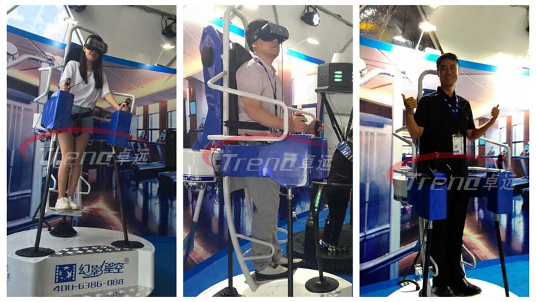 Zhuoyuan VR products were the big winner in Intel Summit (2)