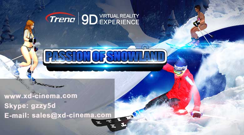 Passion of Snowland 9d vr movies