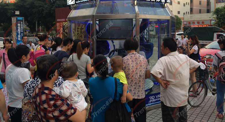 Zhuoyuan-virtual-reality-simulator-in-shopping-plaza-1