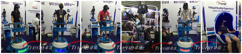 Zhuoyuan-vr-simulator-are-well-received-in-AEE-2016