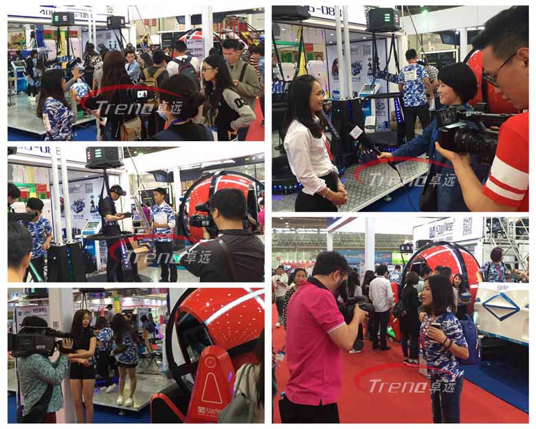 High-tech products winning fans at Canton Fair (1)
