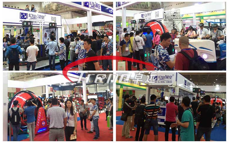 High-tech products winning fans at Canton Fair (2)