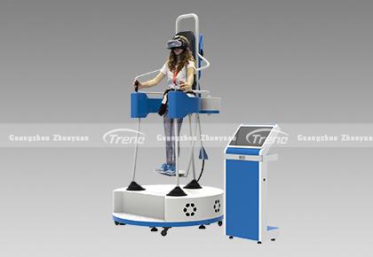 standup vr simulator