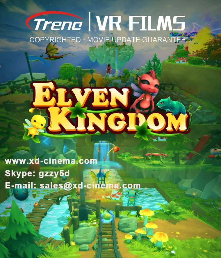 Elven-kingdom-vr-film