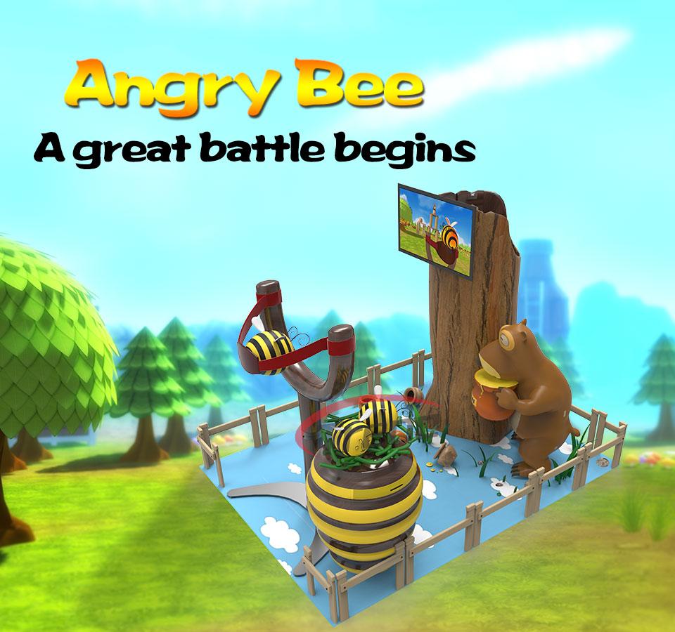 Zhuoyuan VR Machine Virtual Reality Angry Bee Simulator (1)