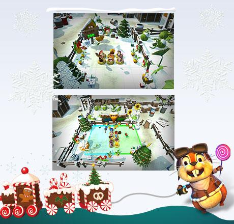 Zhuoyuan VR Simulator Virtual Reality Gopher War Machine (5)
