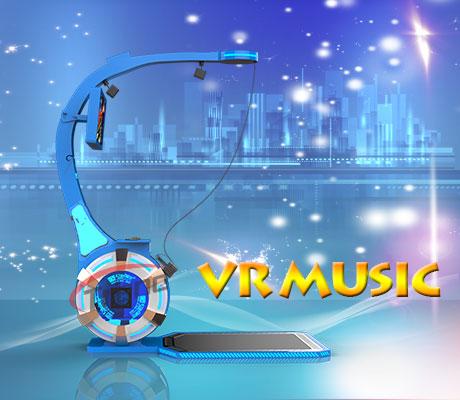 Zhuoyuan Virtual Reality Equipment VR Music Simulator (2)