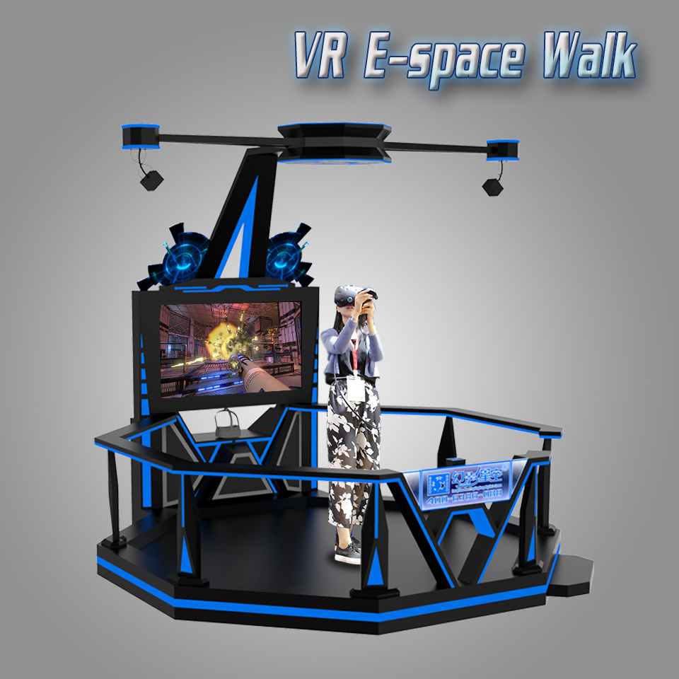 VR E-space Walk-1