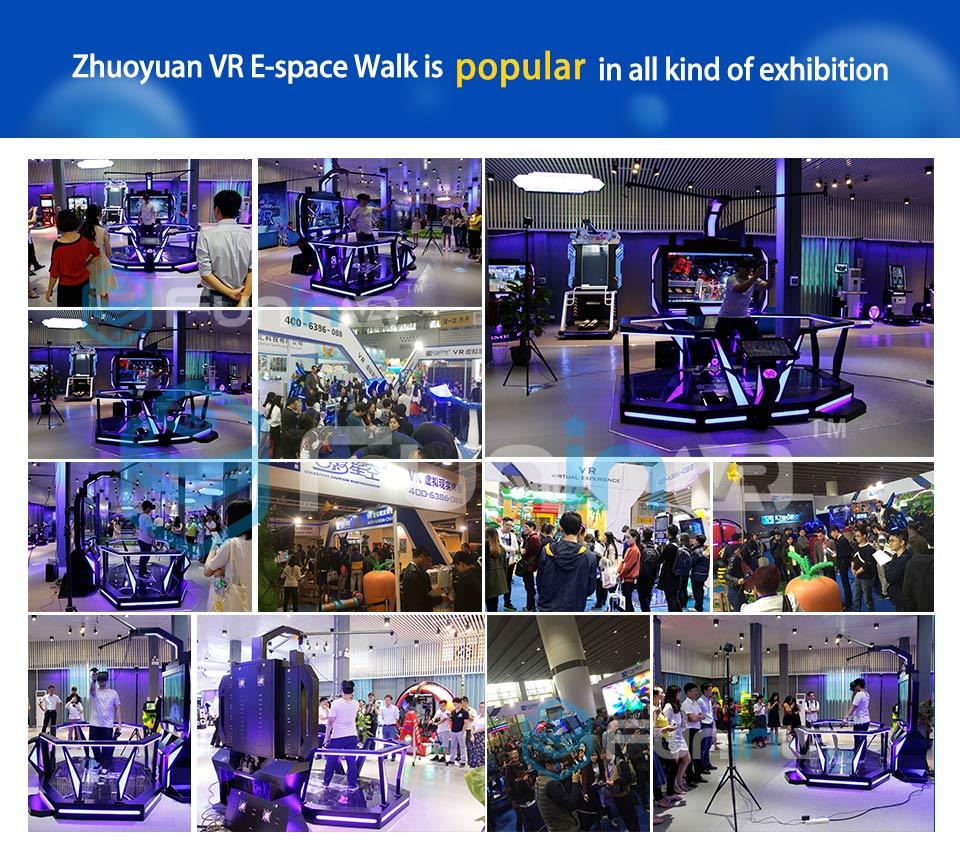 VR E-space Walk-6