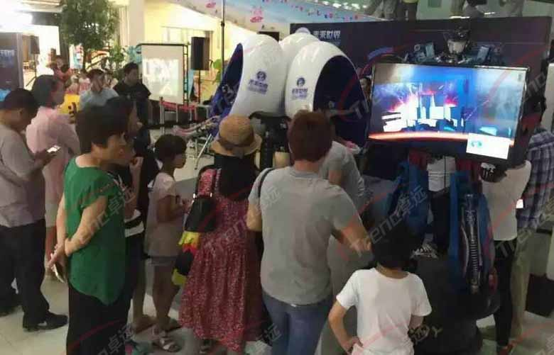 Zhuoyuan popular 9d egg vr product in Singapore
