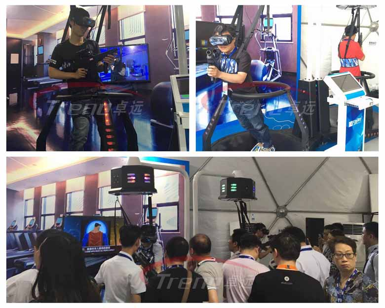 Zhuoyuan VR products were the big winner in Intel Summit (1)