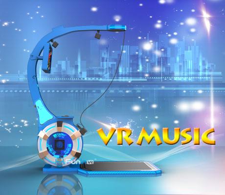 Zhuoyuan Virtual Reality Equipment VR Music Simulator