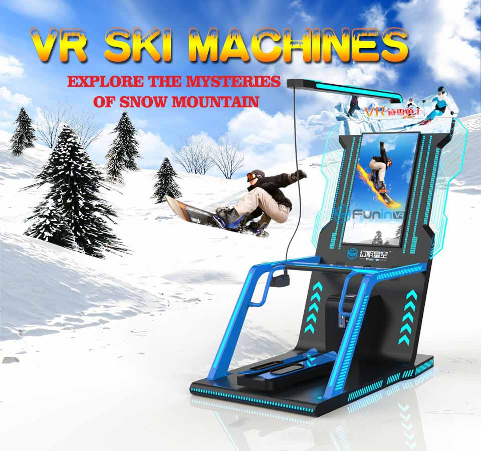 Snowboard vr