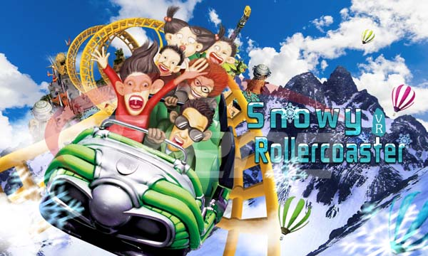 Zhuoyuan VR of Snow roller coaster