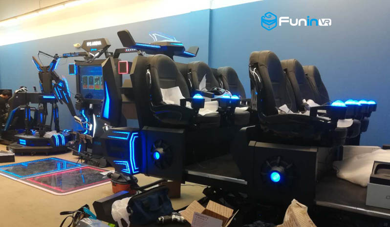 VR Arcade Factory Price 9D Virtual Reality machine for Sale