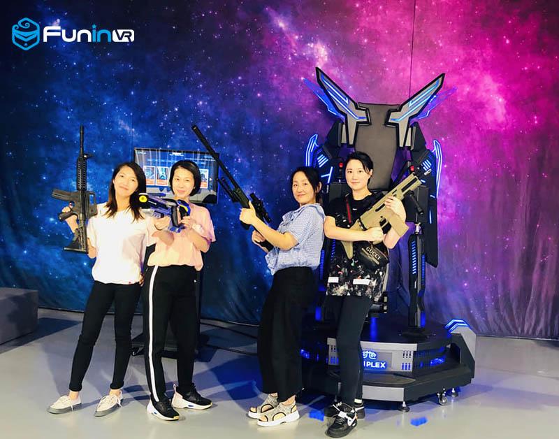 9D VR Egg Chair Cinema – VR Gaming Machine Manufacturer